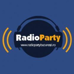 Radio Party Bucuresti logo