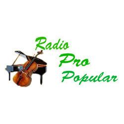 Radio Pro Popular logo