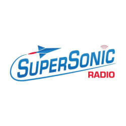 SuperSonic Radio logo